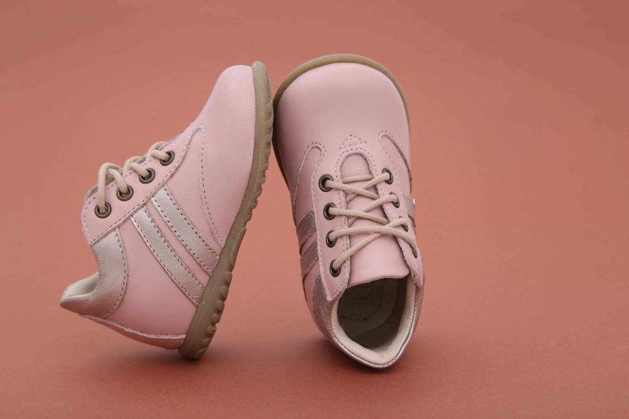 Buciki skórzane dla dzieci - pierwsze buty dla twojego malucha