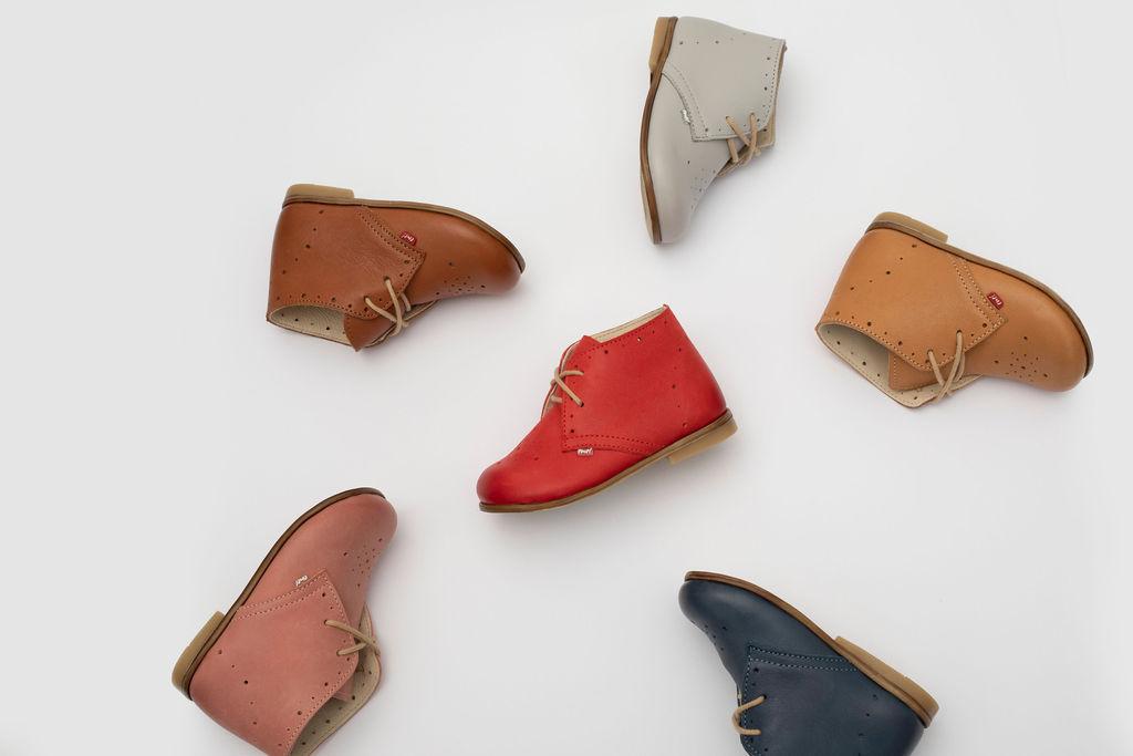Trzewiczki dla dzieci - pierwsze buty dla Twojego dziecka